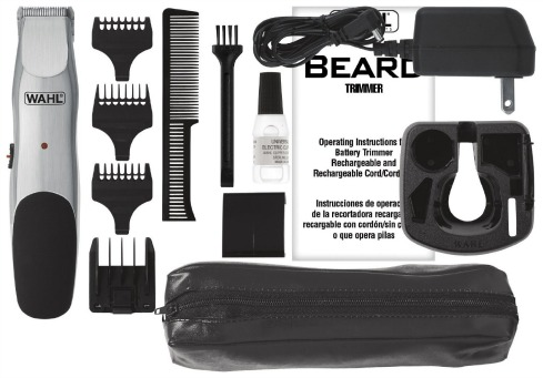 Wahl 9918-6171 Groomsman Beard and Mustache Trimmer: Review