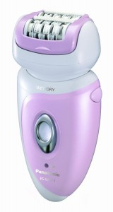 Panasonic ES-WD51-P Ladies Wet/Dry Epilator