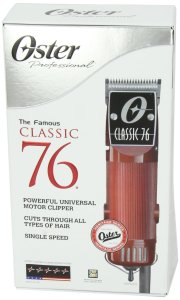 Oster 76076-010 Classic 76 Professional Hair Clipper
