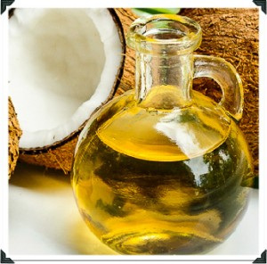 Coconut Oil home dandruff treatment