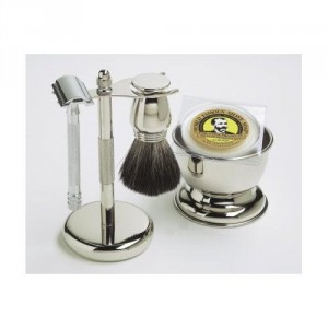 Merkur Shaving Set with Safety Razor