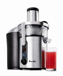 Breville BJE510XL Ikon 900-Watt Variable-Speed Juice Extractor Review