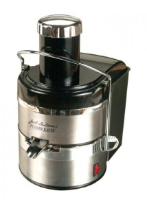 Review of Jack Lalanne JLSS Juicer