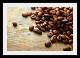 Coffee and Hydrochloric Acid Production