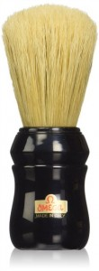 Omega shaving brushes