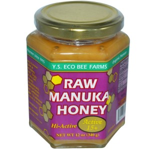 Raw Manuka Honey YS Eco Bee Farms