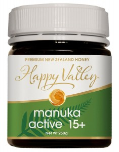New Zealand Manuka Raw Honey Active UMF15+