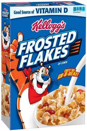 Kellogg's Frosted Flakes Nutrition Information