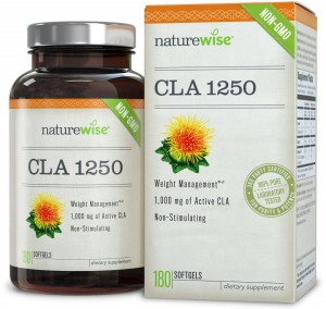 NatureWise CLA 1250 Reviews