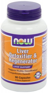 Now Liver Detoxifier & Regenerator Review