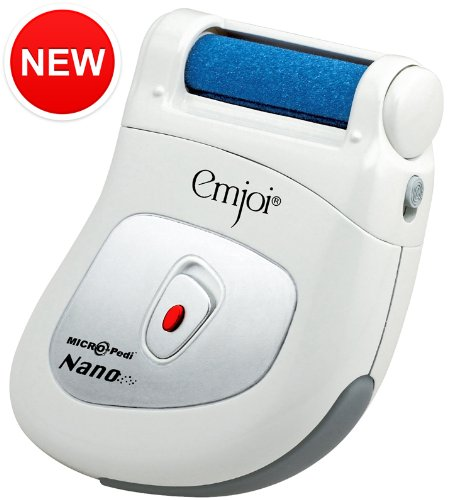 Emjoi Micro Pedi Battery Operated Callus Remover