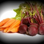 Carrots and Beets for liver health