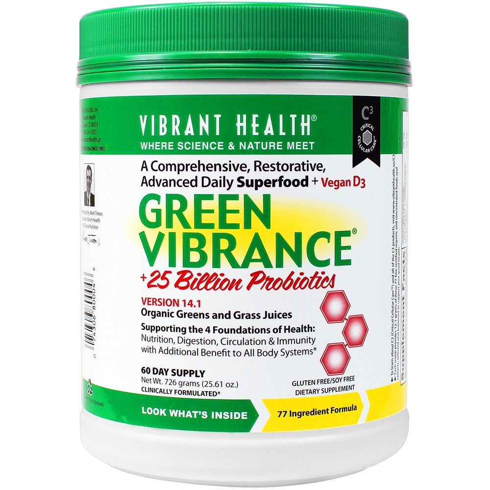 Green Vibrance Reviews
