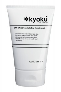 Kyoku for Men Exfoliating Facial Scrub