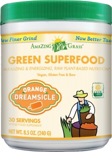 Amazing Grass Green Superfood Orange Dreamsicle