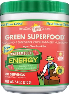 Amazing Grass Green Superfood Energy Watermelon