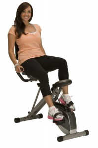 Exerpeutic 400XL Folding Recumbent Bike Review