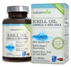 NatureWise Krill Oil