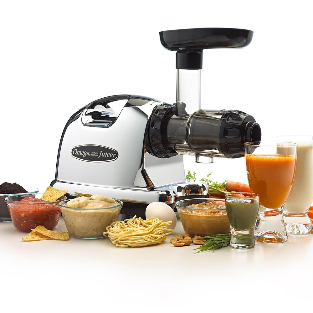 Omega J8006 Commercial Masticating Juicer