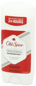 Old Spice Antiperspirant Deodorant Review