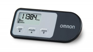 Omron HJ-321 Pedometer Reviews