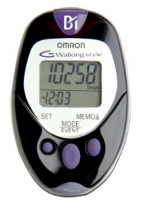 Omron HJ-720ITFFP Pocket Pedometer Reviews