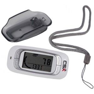 CSX Walking 3d Pedometer Review