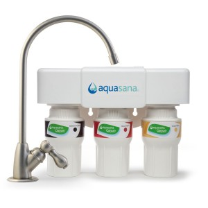 Aquasana AQ-5300.55 Undercounter Water Filtration System Review