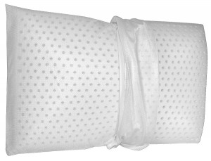 Slim Sleeper - Natural Latex Foam Pillow