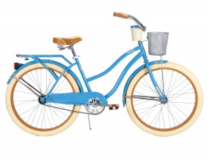 Huffy 26 Deluxe Cruiser Bike for Women