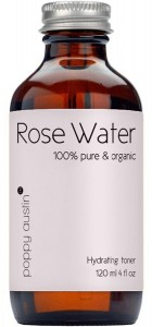 Poppy Austin Pure Rose Water Facial Toner