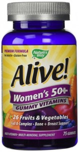 Women's Alive Multivitamin Reviews