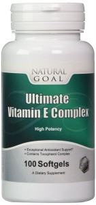 Ultimate Vitamin E Complex with Tocopherols