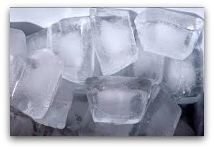 Use Ice Cubes