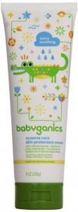 Babyganics Eczema Care Skin Protectant Cream