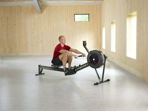 Features of the Concept 2 Model D PM5