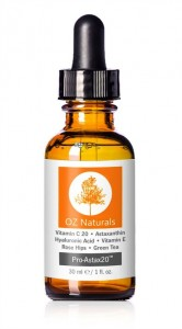 OZ natural vitamin c serum
