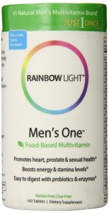 Rainbow Light Men's One Multivitamin Review