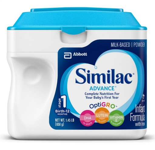 Similac Advance Infant Formula with Iron, Stage 1 Powder
