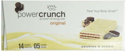 Power Crunch High Protein Energy Snack