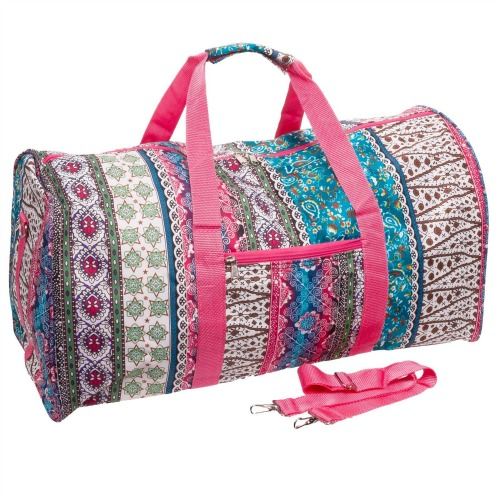 Travel Cheer Gym Duffel Bag 21
