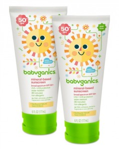 Babyganics Sunscreen Review