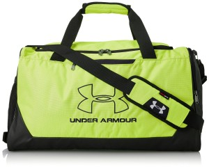 Under Armour Hustle Storm Duffel Bag