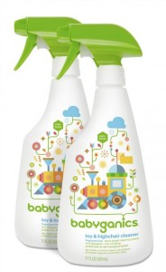 Babyganics Toy & Highchair Cleaner