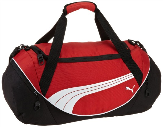 PUMA Men's Teamsport Formation 20 Inch Duffel Bag