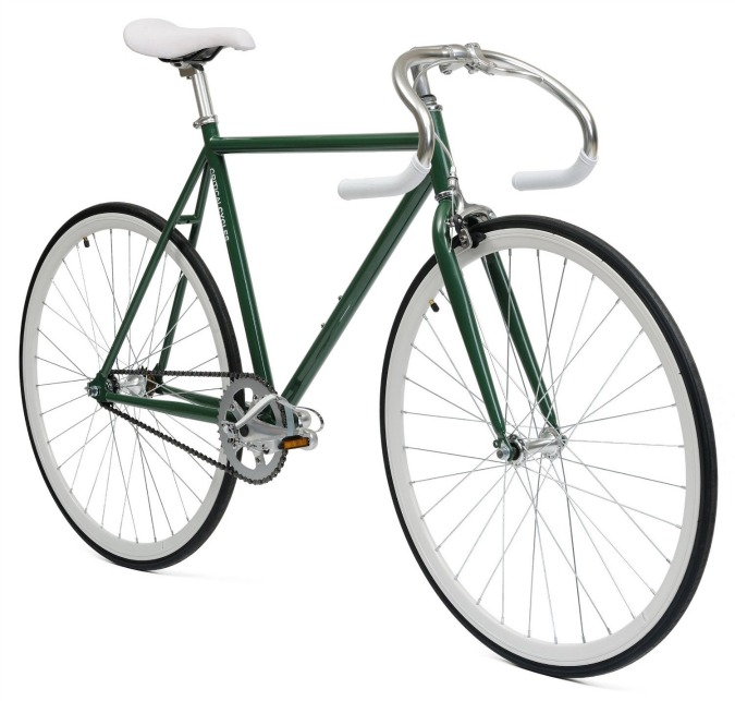 Critical Cycles Classic Fixed-Gear Single-Speed Bike