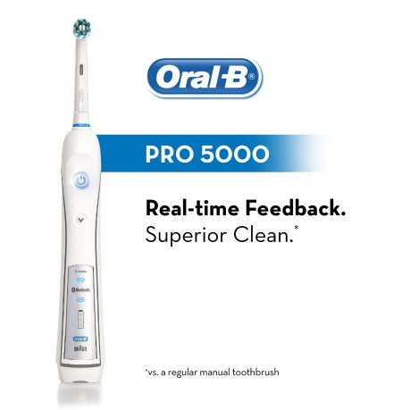 Oral-B Pro 5000 SmartSeries Power Toothbrush