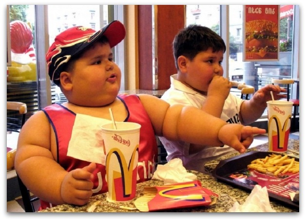 Childhood Obesity Causes