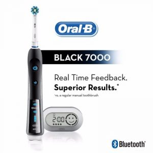Features of the Oral-B Pro 7000 SmartSeries Electric Toothbrush