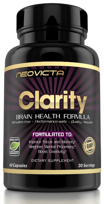 Neovicta Brain Supplement Nootropic